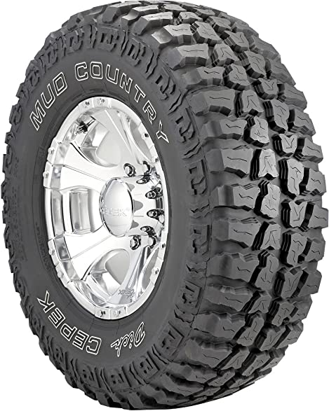 Amazon Com Dick Cepek Mud Country All Terrain Radial Tire 31x10