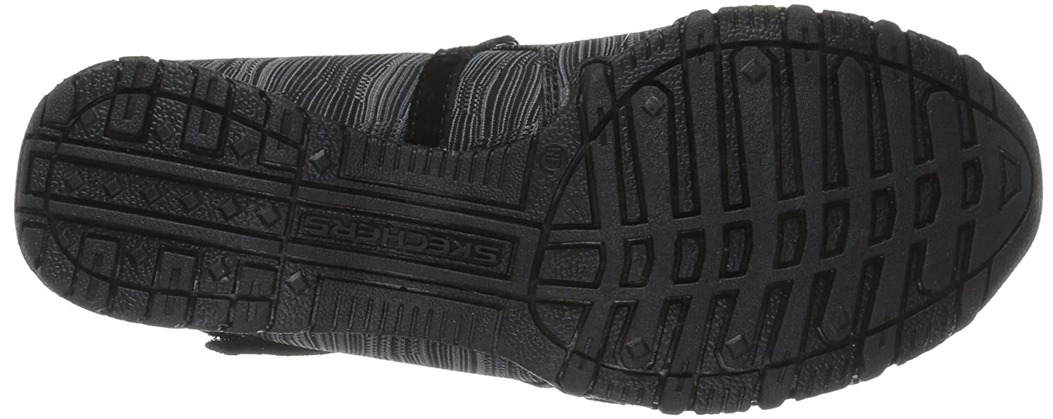 Skechers Relaxed Fit Fit Fit Bikers Ripples scarpe nero 19e1e3