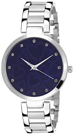 Analogue Girl's and Women's Watch (Blue)