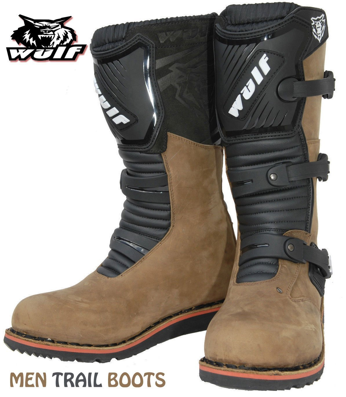 Wulf Trials Adult Boots