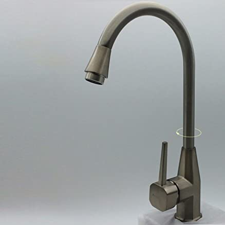 SDKIR-Kitchen faucet octagonal kitchen faucet is a cold and hot ...