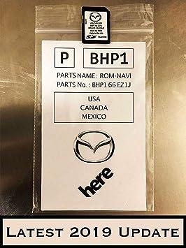CleverDeal BHP166EZ1J Mazda 3 6 CX-3 CX5 - Tarjeta SD de ...