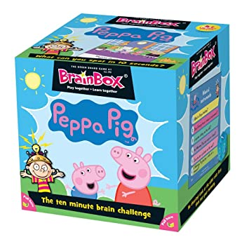 Games Green Brainbox Board Peppa PigJeux 91021 Et Jouets 80OPwnkX