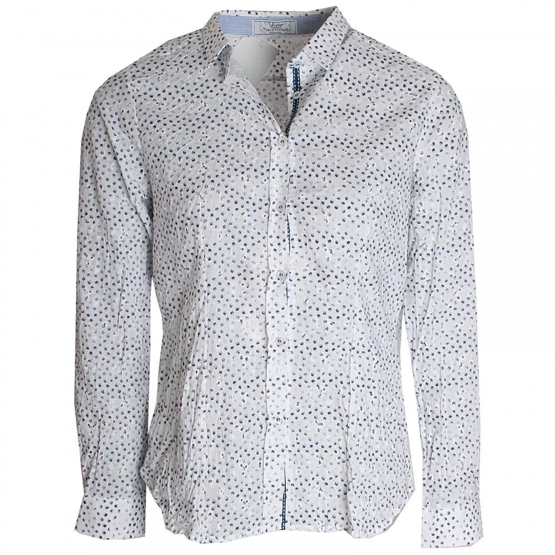 Dani Printed Broderis Anglaise Shirt