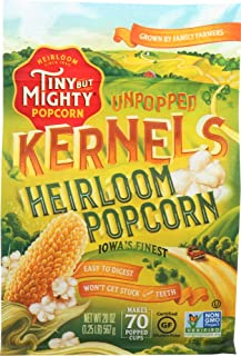 product image for Tiny But Mighty Heirloom Popcorn, Healthy and Delicious, Unpopped Kernels, 1.25lb Bag