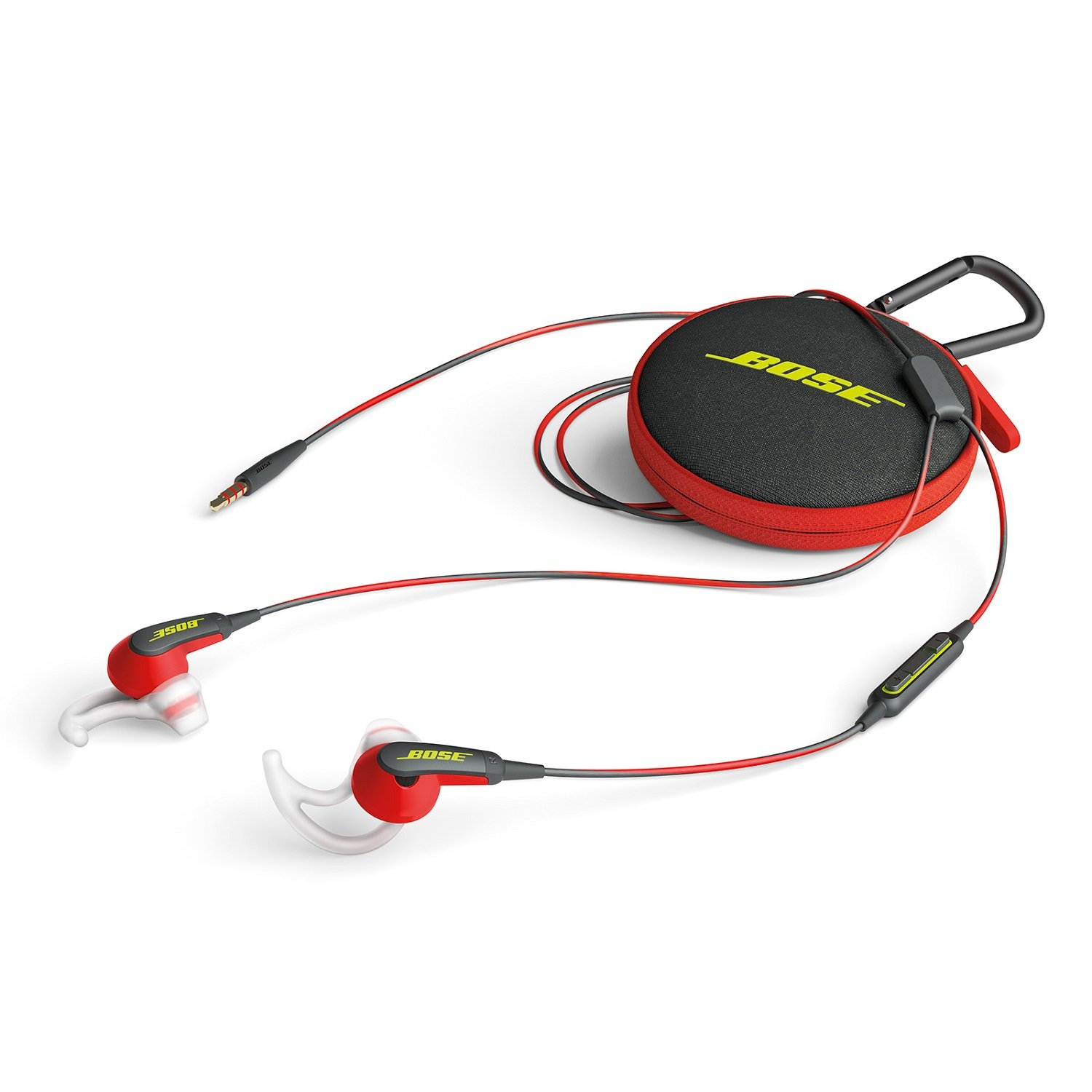 Bose SoundSport in-ear headphones - Apple devices Power Red