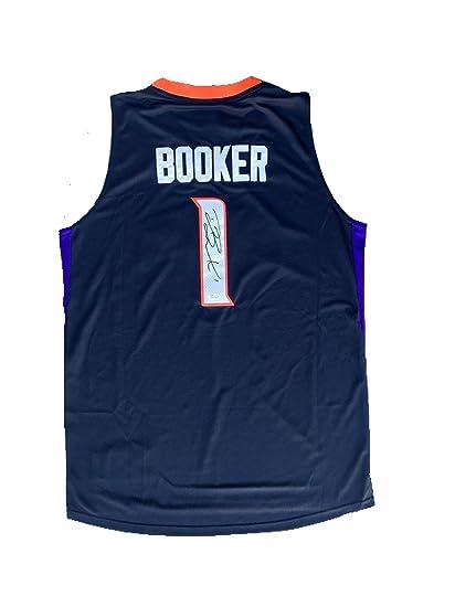 Devin Booker Signed Jersey - Alternate Black - JSA Certified - Autographed  NBA Jerseys 6d815fd1c