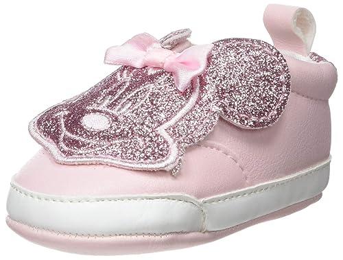 Zippy Zapatillas de Minnie Mouse para recién Nacida, casa para Bebés ...