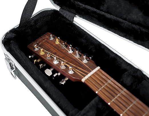Gator GC-ELEC-T - Estuche para guitarra de ABS, color negro, Fender Stratocaster Type: Amazon.es: Instrumentos musicales