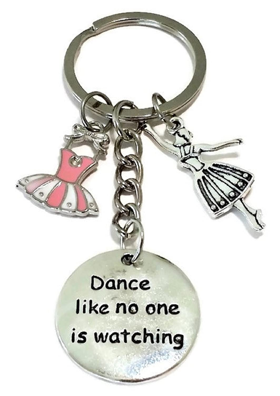 Danza llavero, llavero, diseño de ballet, baile traje Danza ...