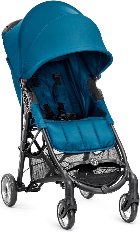Baby Jogger City Mini Zip - Silla de paseo, color turquesa