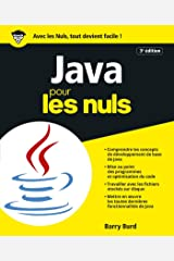 Java pour les Nuls grand format, 3e édition (Hors collection) (French Edition) Kindle Edition
