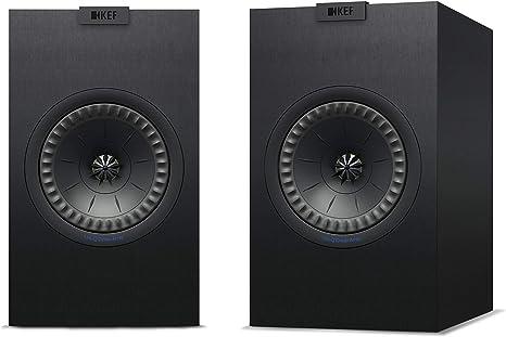 Altavoces de estantería KEF Q350 Negro (Pareja)