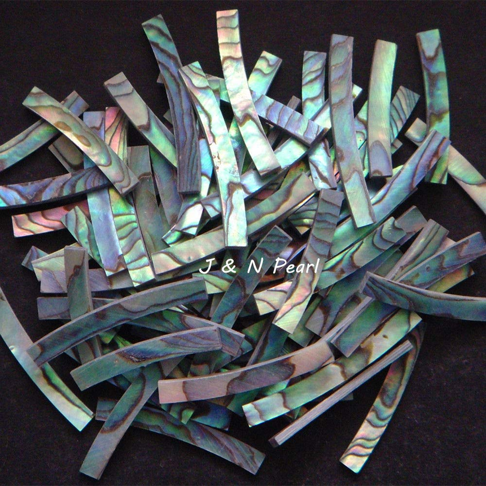 FidgetFidget Guitar Rosette Purfling Paua Abalone Strips