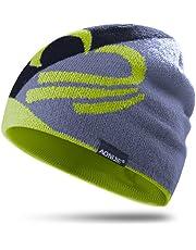 AONIJIE Men Women Winter Hats Outdoor Sport Knit Woolen Hat Caps Soft Warm Ski Hat