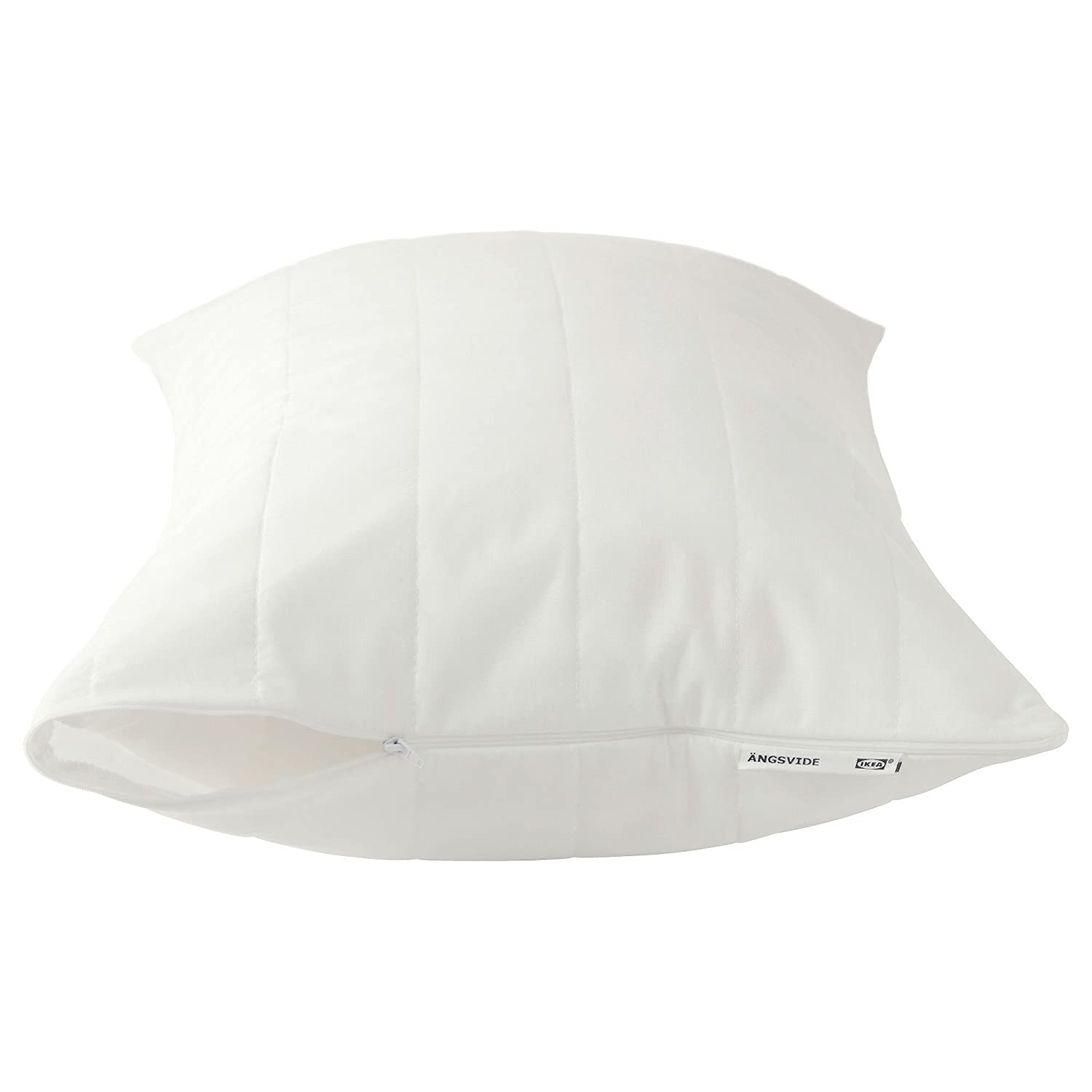 ANGSVIDE Pillow Protector Zip Up Polycotton Blend Pillow Case 20x32 Inches IKEA