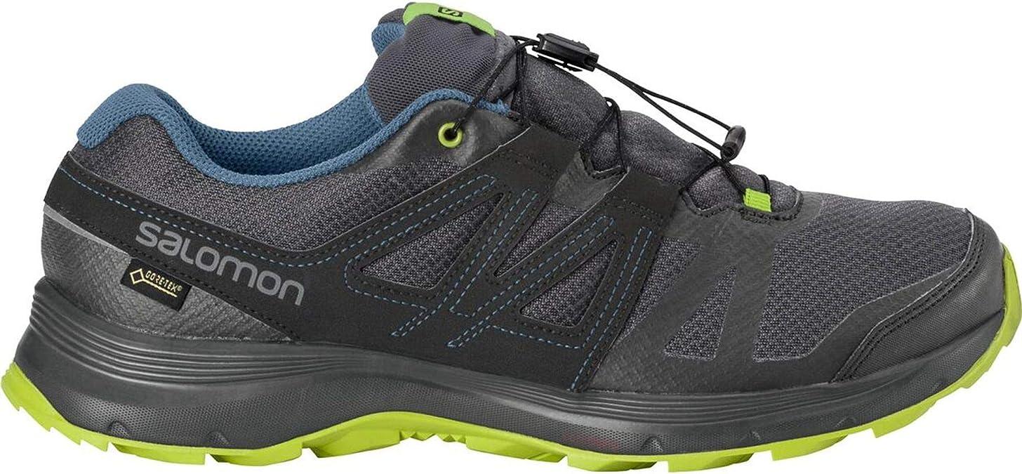SALOMON XA Ocala GTX, Zapatillas para Correr para Hombre: Amazon.es: Zapatos y complementos