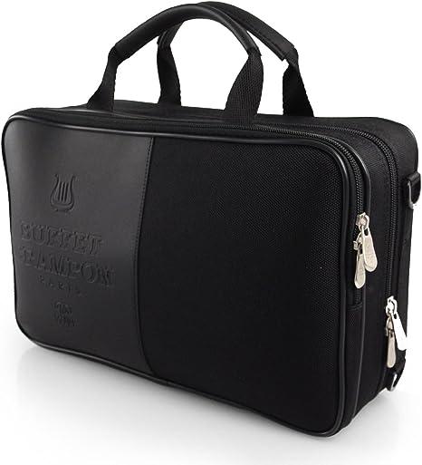 Buffet Crampon Mochila de funda para Clarinete Böhm E13, Negro (funda, bolsa, maletín): Amazon.es: Instrumentos musicales