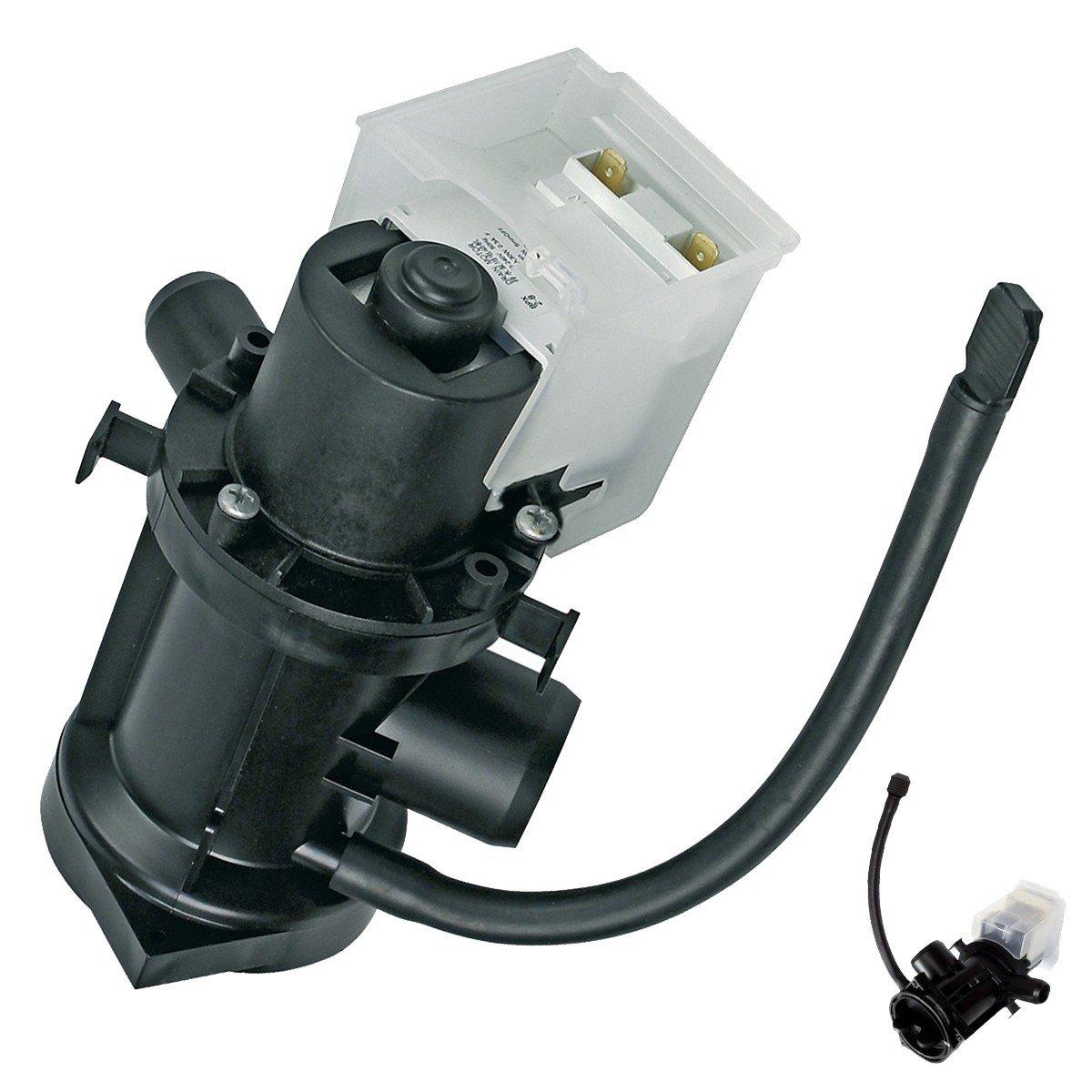 Bomba de desagüe de con motor - Lavadoras - LG - ref60119: Amazon ...