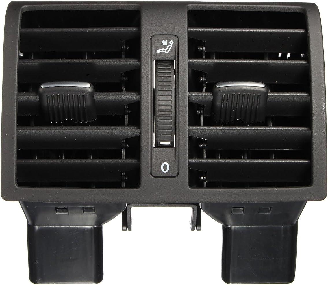 Viviance /Auto Mittelkonsole Klimaanlage Hinten Auslass F/ür Vw Touran 03-2015