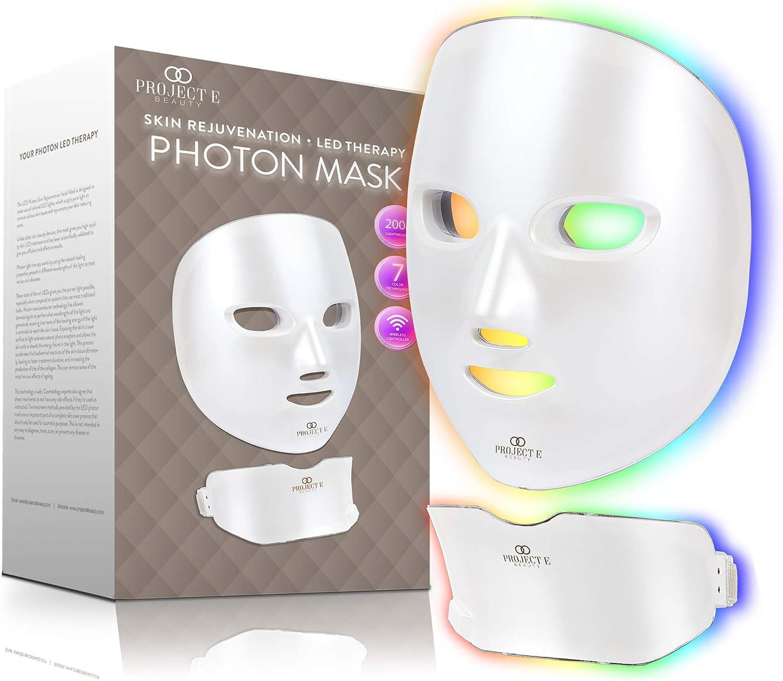 Project E Photon LED Face Mask