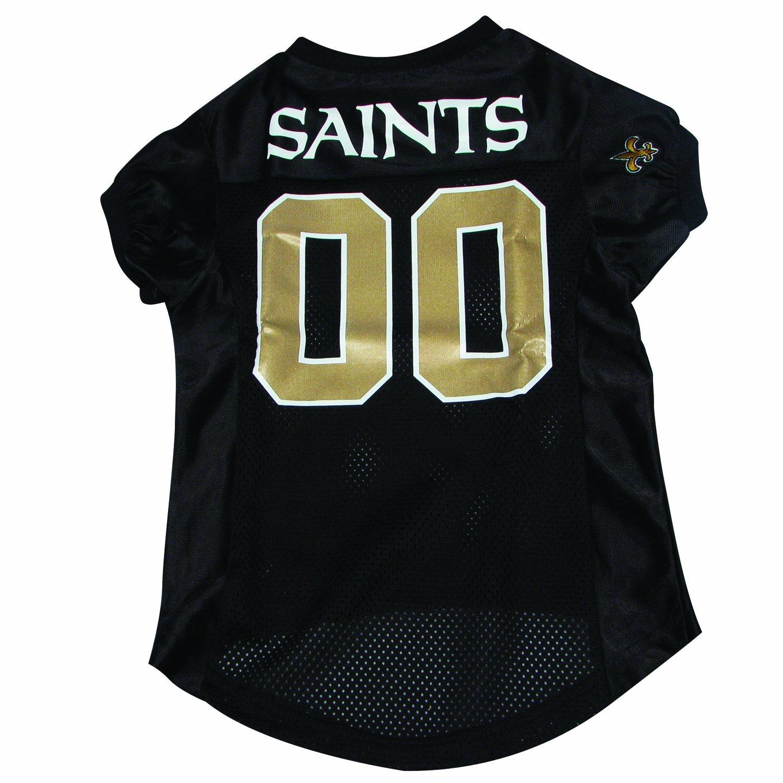 NFL新しいOrleans Saintsペットジャージー XL  B000K6KB62