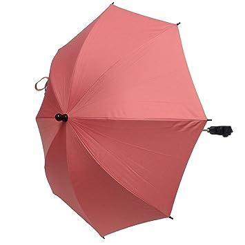 Parasol compatible con Quinny Buzz Zapp Moodd Speedi luz rosa: Amazon.es: Bebé