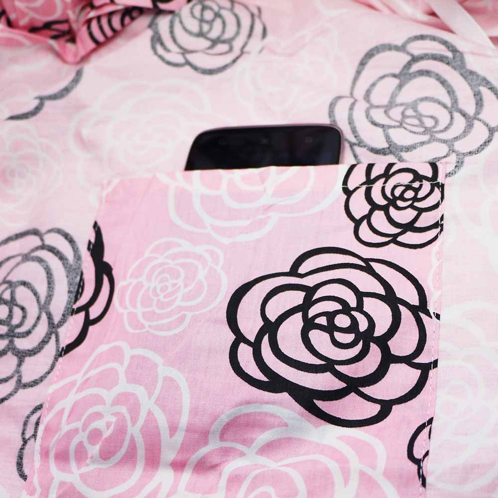 BOOPH Multifunction Nursing Cover Mums Breastfeeding Scarf and Baby Carseat Canopy with Storage Bag Pink