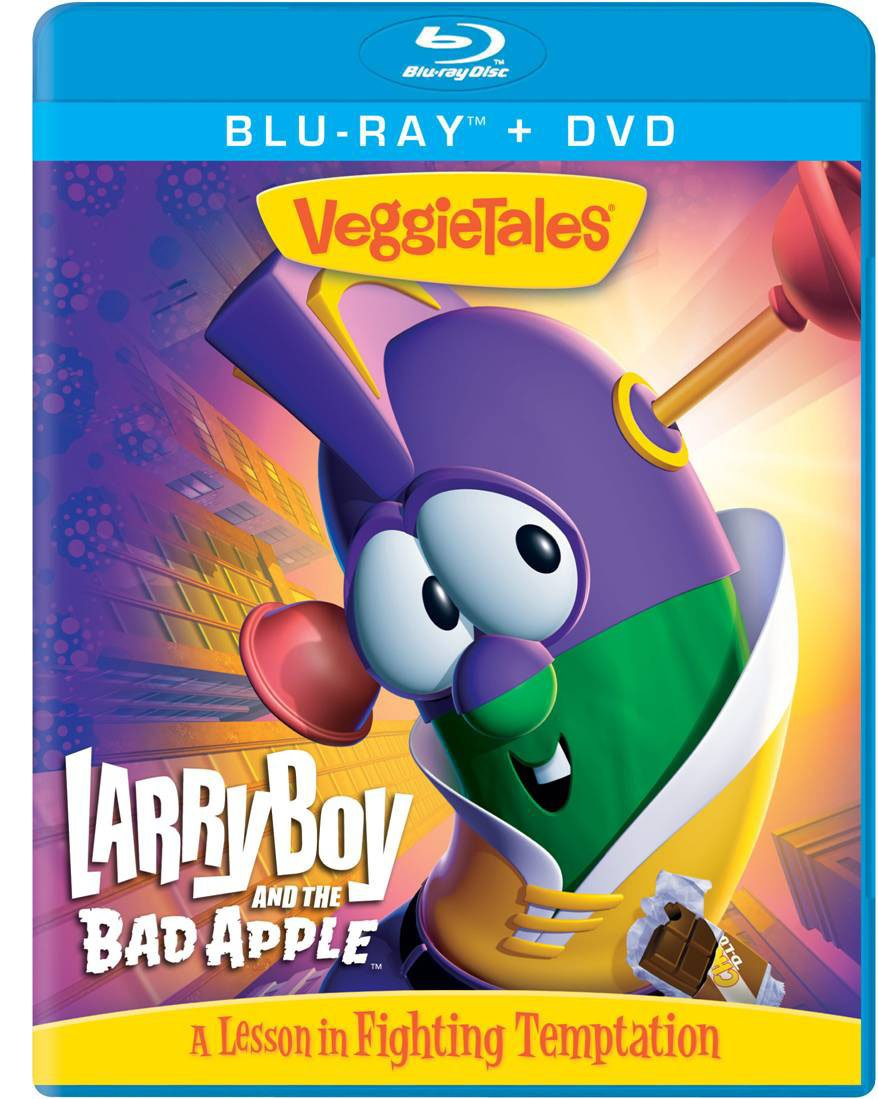 Larryboy & The Bad Apple [Blu-ray]