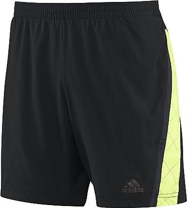 Mucama Sótano si  adidas Supernova 7 Inch Running Shorts BLACK/NIGHTS Size:XS: Amazon.co.uk:  Clothing
