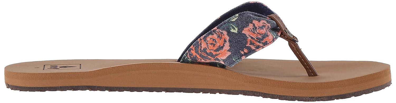 Reef Scrunch TX, Sandalias para Mujer, Azul (Navy Rose Nos), 35 EU