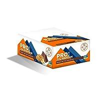 PROBAR - Base Protein Bar, Peanut Butter Chocolate, Non-GMO, Gluten-Free, Certified...