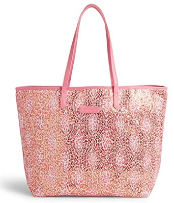 a8f6e18162b Image Unavailable. Image not available for. Color  Gorgeous Vera Bradley  Mesh Sequin Tote ...