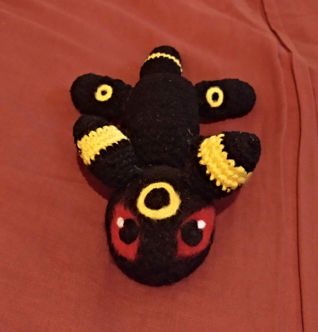 Amigurumi Umbreon: Amazon.es: Handmade