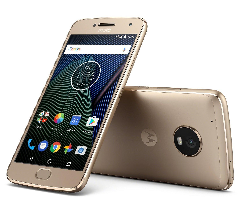 Moto G5 Plus 32gb Fine Gold Electronics Loop September Powerbank Slim 80000mah