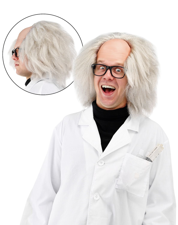 One Size fits All White Folat 26745 Wig Einstein