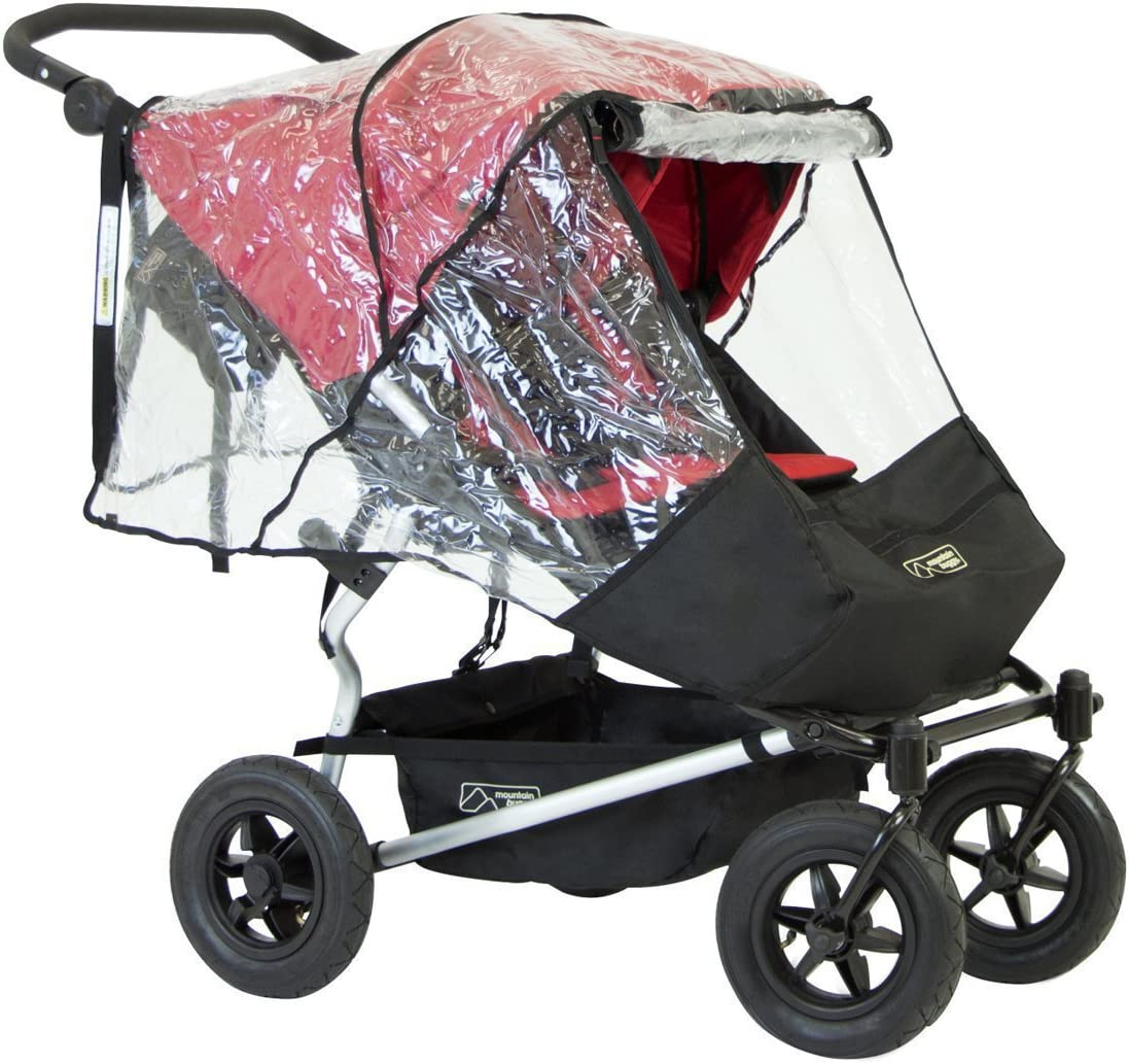 Transparent Mountain Buggy Protection Pluie et Vent