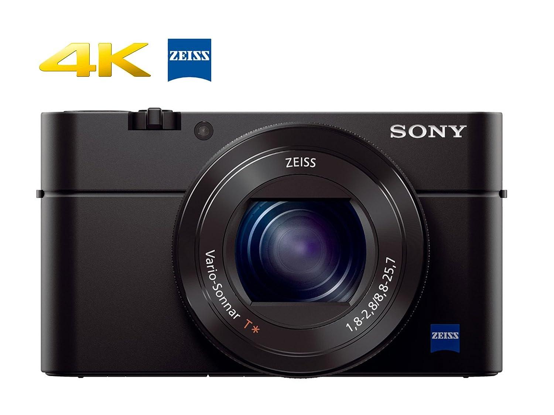 Sony DSCRX100M4/B 20 1 MP Digital Camera with 3-Inch LCD (Black)