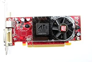 Dell FM351 ATI Radeon HD2400 256MB Video Card 102B2760701 w/Fan Optiplex 330 360 740 760 960 Graphic
