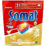Somat Oro Pastillas Para Máquinas Lavavajillas (403g)