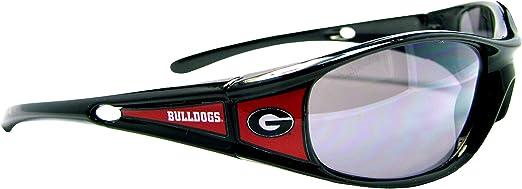 Georgia Bulldogs Black Womens Slogan Licensed NCAA Sunglasses UGA S5JT
