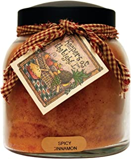 product image for A Cheerful Giver Spicy Cinnamon Papa Jar Candle, 34-Ounce, 34oz