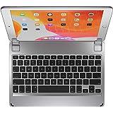 Brydge 10.2 Wireless Keyboard Compatible with iPad (7th Gen, 2019 & 8th Gen, 2020), Backlit Keys, Long Battery Life…