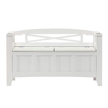Astonishing Amazon Com Storage Bench With Internal Storage Sturdy Pdpeps Interior Chair Design Pdpepsorg