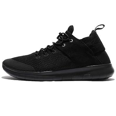 classic fit 0cc09 976b1 Nike Free RN CMTR 2017, Chaussures de Trail Homme, Noir (Black Black