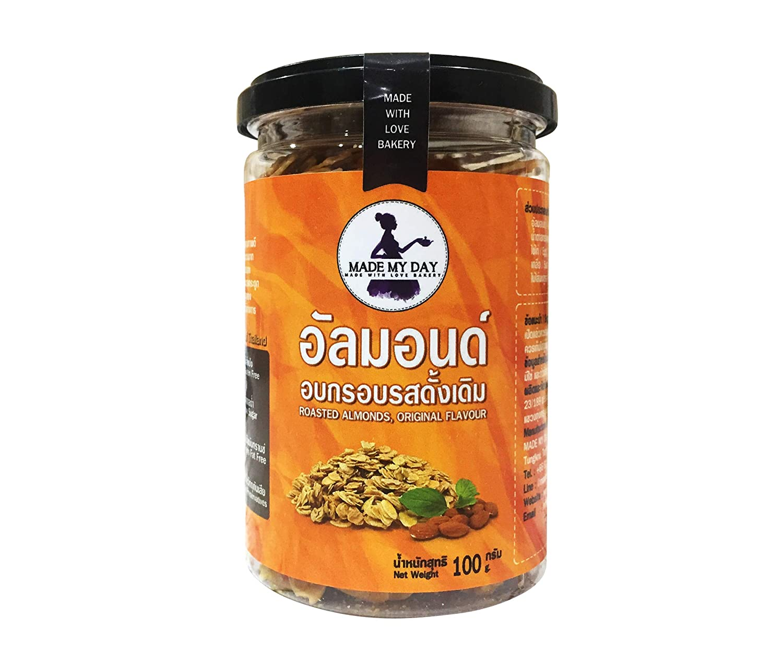 Roasted Sliced Almonds, Original Flavour