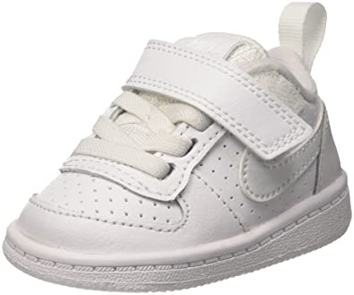 online retailer 73925 08f6b Nike Court Borough Low (TDV), Sneakers Basses bébé garçon: Amazon.fr:  Chaussures et Sacs