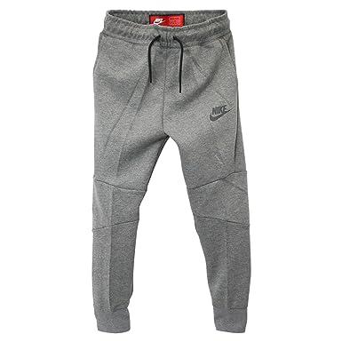 9a829eb42ec39 Amazon.com: Nike Sportswear Tech Fleece Big Kids (Boy's) Pants ...
