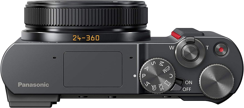 Panasonic Lumix DC-TZ200EG-K - Cámara Compacta Premium de 21.1 MP ...