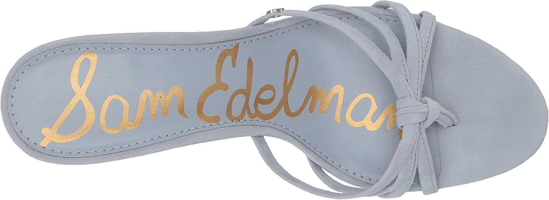 Sam Edelman Womens Jedda Thongs Heeled Sandal